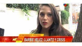 Barbie Vélez: Estoy pasando por el peor momento de mi vida