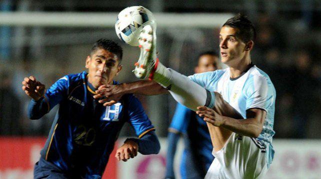 Mirá en vivo: Argentina, con Messi, enfrenta a Honduras en San Juan
