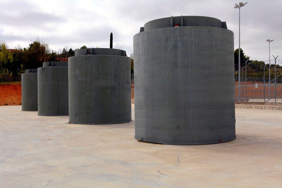 Prueban contenedores nucleares en Santa Fe
