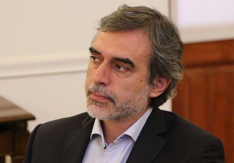 Miguel González, secretario general de la Municipalidad.