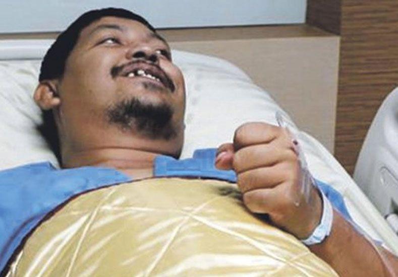 Inodoro poco amigable: una pitón le mordió el pene mientras estaba en el baño