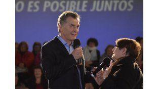 Vamos a reparar décadas de injusticia, dijo Macri al anunciar el pago de juicios a jubilados