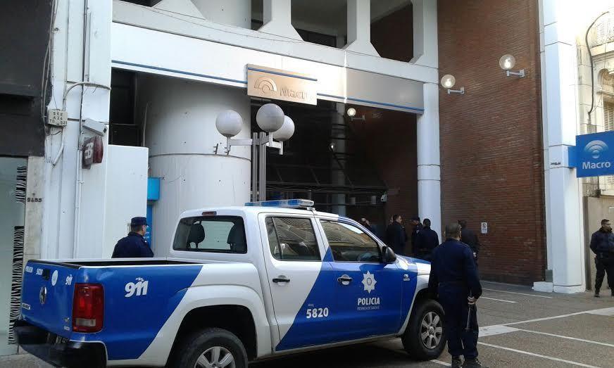 Detienen en Córdoba el supuesto ideólogo del robo al Banco Macro