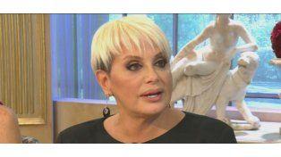 Carmen Barbieri: Asco me das y sos mujer, qué lástima