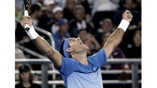 Del Potro confirmó que jugará la Copa Davis y los Juegos Olímpicos