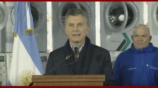 Mauricio Macri dijo que si no aumentaba las tarifas íbamos rumbo a ser como Venezuela