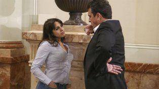 Malena Galmarini habló de la sugestiva foto de su esposo, Sergio Massa, con Victoria Donda