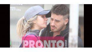Hoppe habría dejado a su novia, Laurita Fernández, por los rumores con Fede Bal