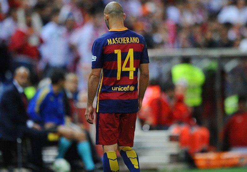 ¿Cuánto vale Javier Mascherano para el Barcelona?