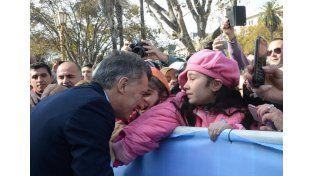 Macri aseguró que Cristina Kirchner le dejó una bomba al borde de estallar en el país