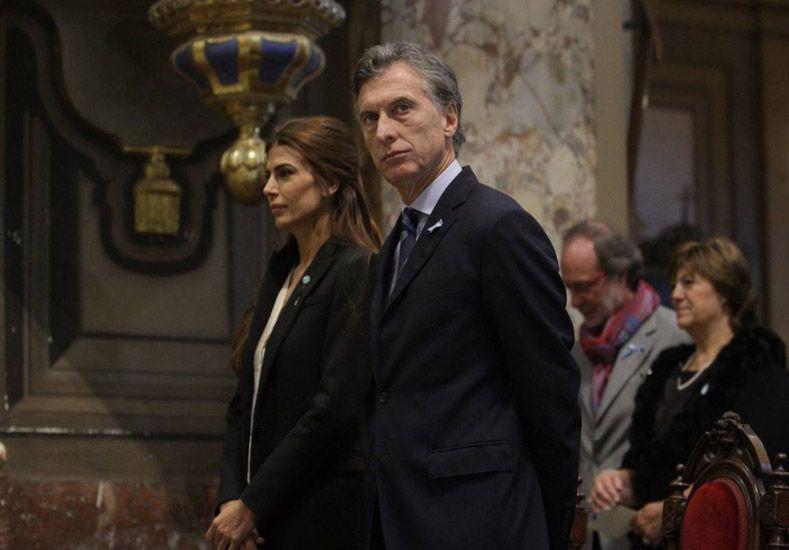 Macri va al Tedeum en la Catedral y luego ofrecerá un locro en Olivos para todo el gabinete
