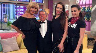 Norberto Oyarbide bailó de nuevo y explicó su coreografía en TV