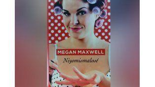 Este miércoles pedí el libro de Megan Maxwell