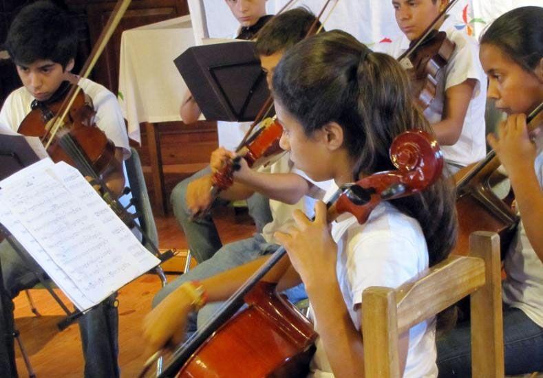 SOS Música sale de gira en la Semana de los Jardines