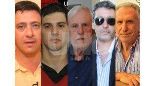 Colón: son 5 los candidatos a presidente