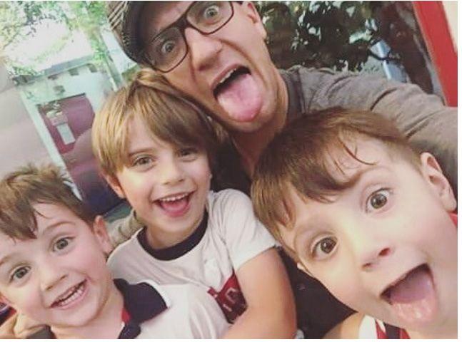 Maxi López aclara: El vínculo con mis hijos jamás se perdió