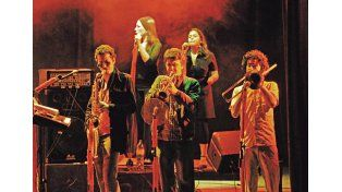 Experiencia. La banda recorrió escenarios de renombre llevando buena música por todo el país.