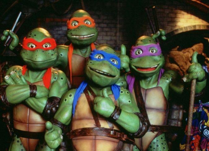 Test: ¿Qué tortuga Ninja sos?