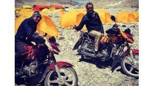 Facundo Arana hizo cumbre en el Everest junto a otros montañistas argentinos