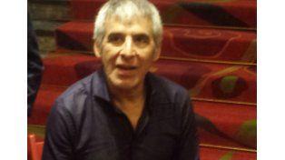 El humilde y talentoso maestro argentino dialogó en exclusiva con Diario UNO. Fotos: Roberto Rosalía