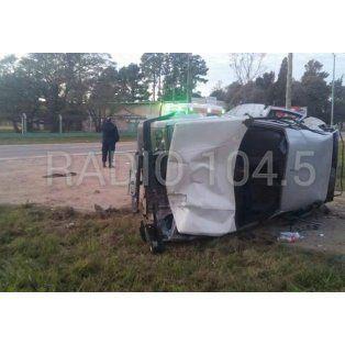 recreo: un conductor atropello y mato a dos jovenes a la vera de la ruta 11
