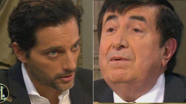 Durán Barba dijo que no es real que haya gente que muera de hambre y Joaquín Furriel lo cruzó