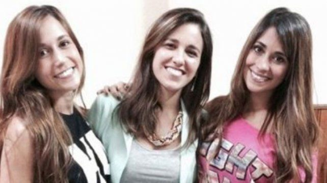 ¡Las rosarinas la rompen! Conocé a las hermanas de Antonella Roccuzzo