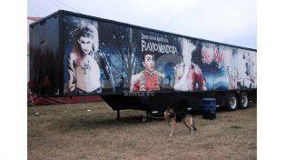 Vivir en un circo: el detrás de escena que la gente no imagina