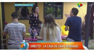"""GH 2016: ¡Se terminó la paz! """"Viniste con los tapones de punta…"""" Mirá el video"""
