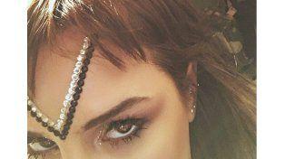 Candelaria Tinelli se tatuó la cara: Nunca digas nunca