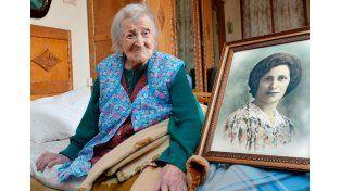 La increíble dieta de la mujer más longeva del mundo