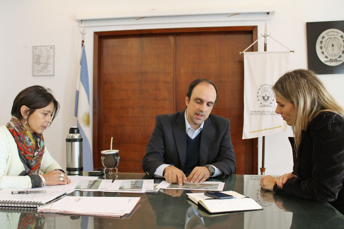 El Gobierno de la Ciudad elaboró un proyecto de Relocalización de Familias en Riesgo Hídrico.