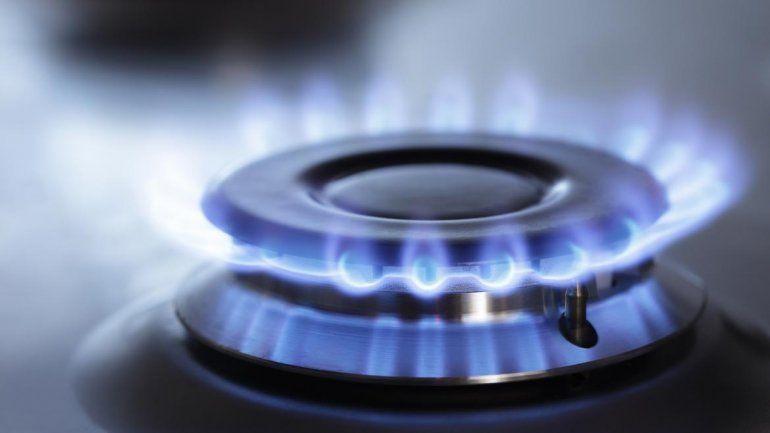 Rebajan 50% las tarifas de gas natural para pymes, comercios y entes oficiales