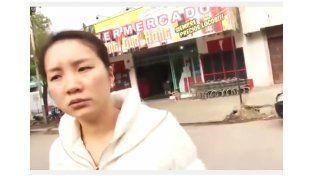 Dueña de supermercado chino de Resistencia agredió a dos trabajadores de Chaco TV