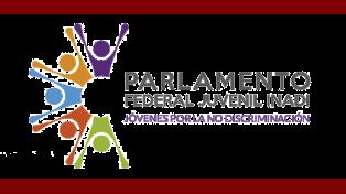 Se realiza el Tercer Parlamento Federal Juvenil del INADI