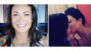 La ex de Fariña entró a la casa... ¡de novia con una chica!