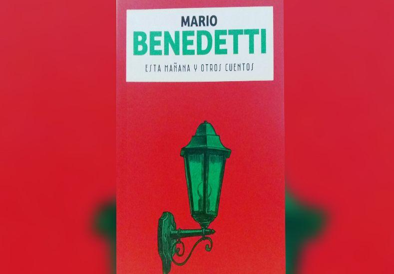 Pedí este viernes opcional la novela de Mario Benedetti