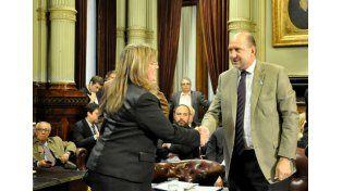 Perotti destacó el dictamen para el cargo de fiscal federal en Venado Tuerto