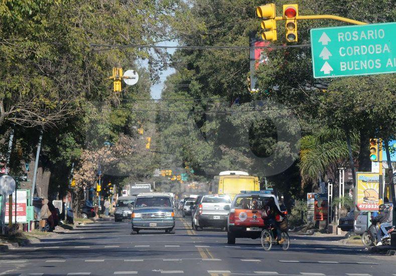 Estado de las calles. Vecinos denuncian que por la intransitabilidad no circula la policía. UNO de Santa Fe/Manuel Testi