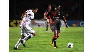Alan Ruiz se refirió a la decisión que tomó de irse del club luego de la agresión que sufrió de los barras. UNO/Juan Baialardo