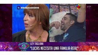 Lizy Tagliani y un enorme gesto de amor que conmovió a todos