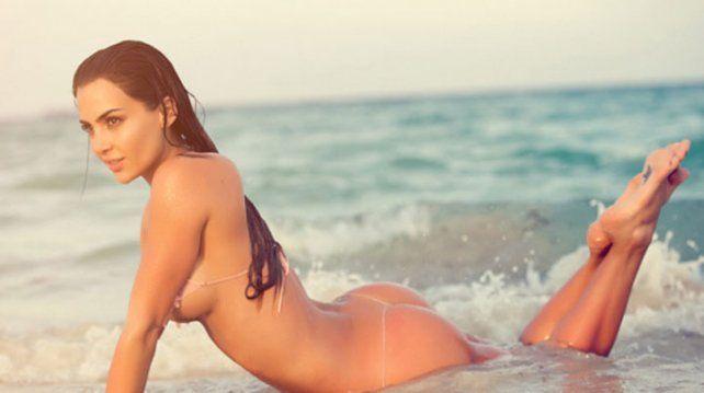 Súper sensual: se filtró un video porno de la amante de Falcao