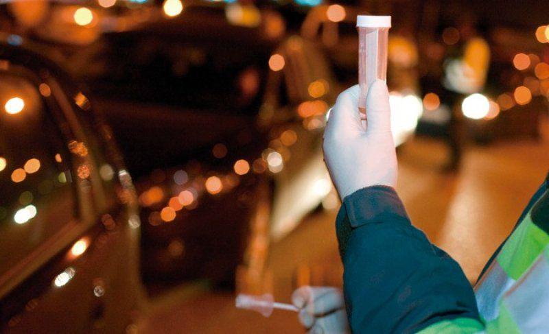 Se aprobó el test de narcolemia para los conductores