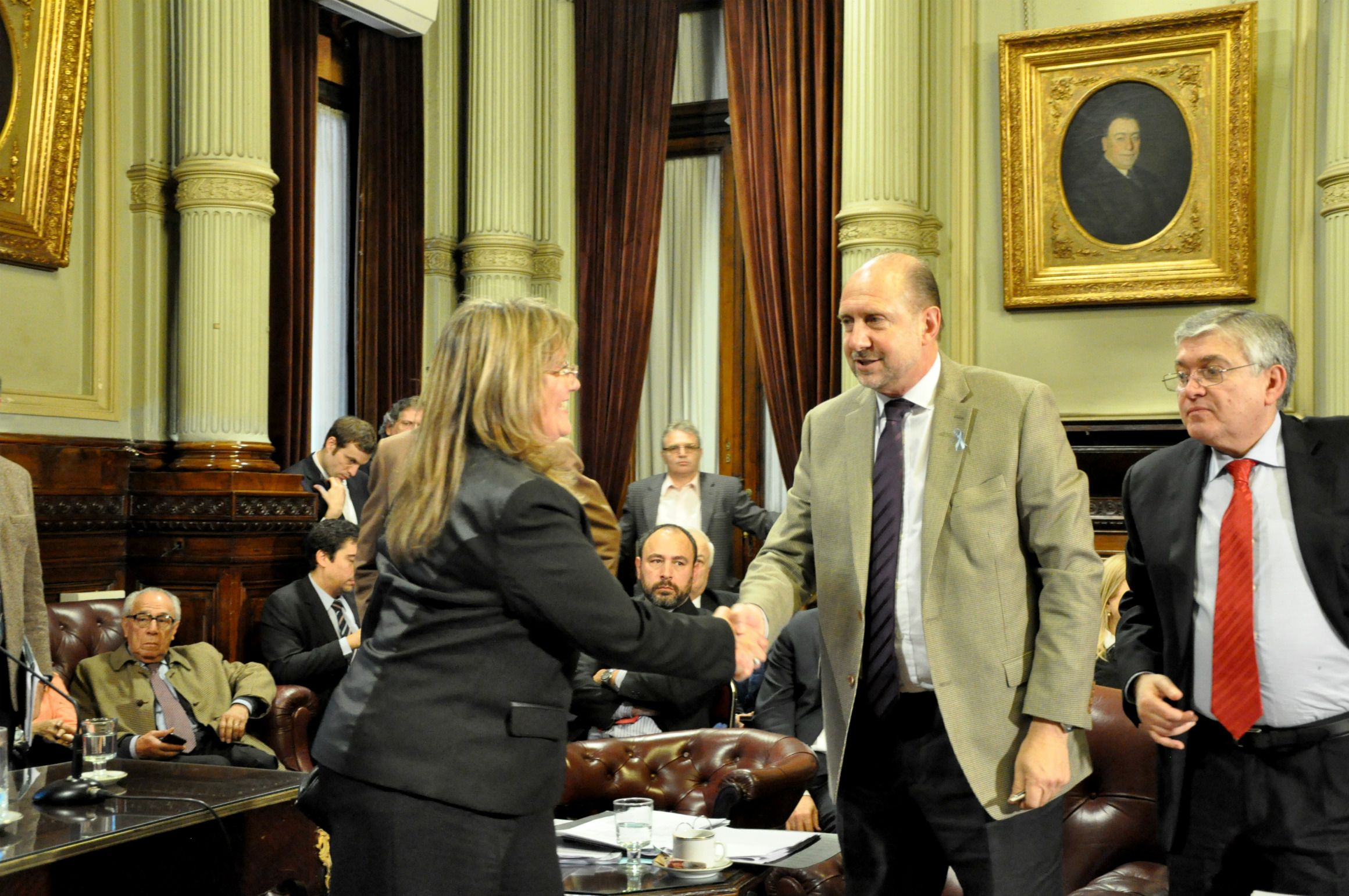 Dictamen favorable en el Senado para el cargo de fiscal en Venado Tuerto