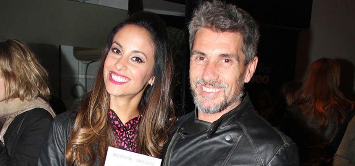 El Chato Prada le cumple los antojos a Lourdes Sánchez