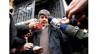 Pablo Moyano no descartó un paro general si Macri veta la ley antidespidos