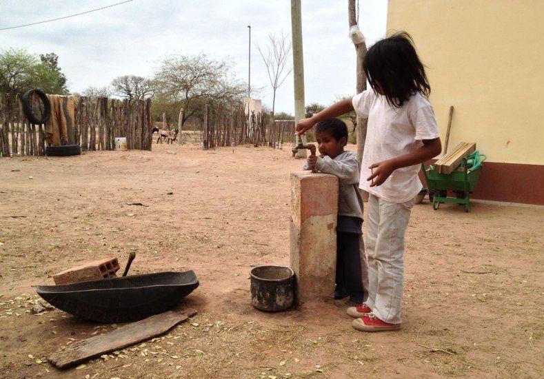 Por desnutrición, falleció una nena wichi en el norte de Salta