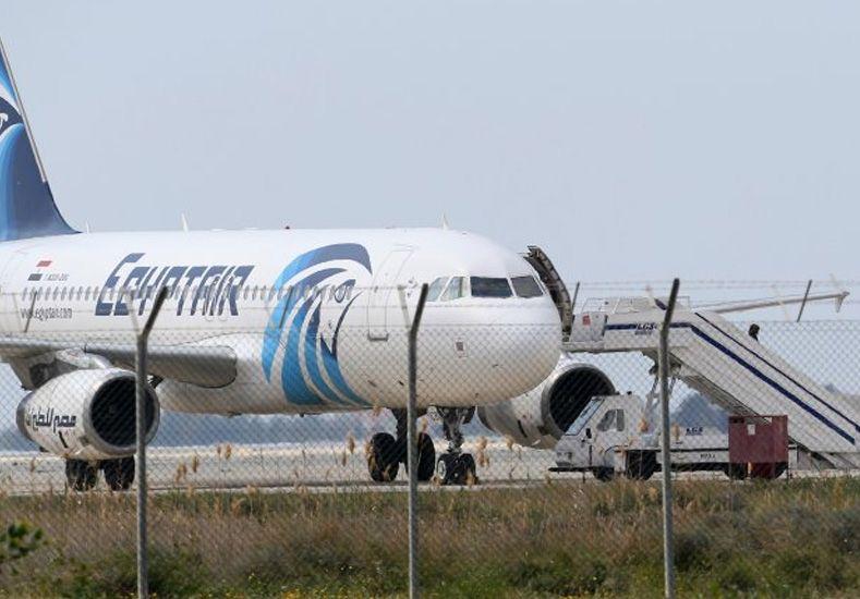 Un avión similar
