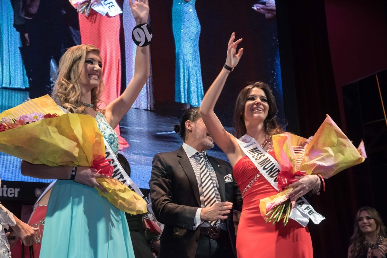 Dos rosarinas resultaron elegidas en Miss Mundo Argentina Santa Fe 2016