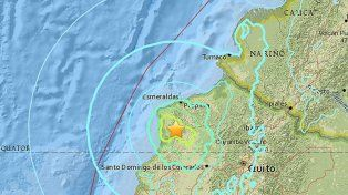 Terremoto de magnitud 6,7 sacudió otra vez Ecuador a solo un mes del temblor que causó 660 muertos